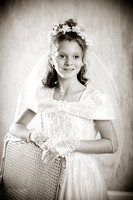 1st Holy Communion- Rubas