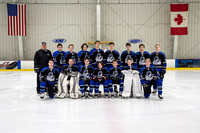 2017-2018 CB South JV Ice Hockey