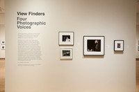 View Finders Four Photographic Voices
